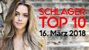 Read more about the article SCHLAGER CHARTS TOP 10 – 16. März 2018