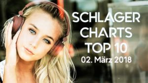 Read more about the article SCHLAGER CHARTS TOP 10 – 02. März 2018