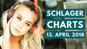 Read more about the article SCHLAGER CHARTS TOP 10 – 13. April 2018