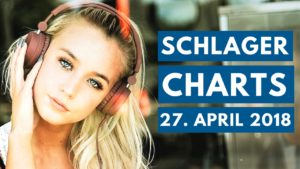 SCHLAGER CHARTS TOP 10 – 27. April 2018