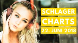 Read more about the article SCHLAGER CHARTS TOP 10 vom 22. JUNI 2018
