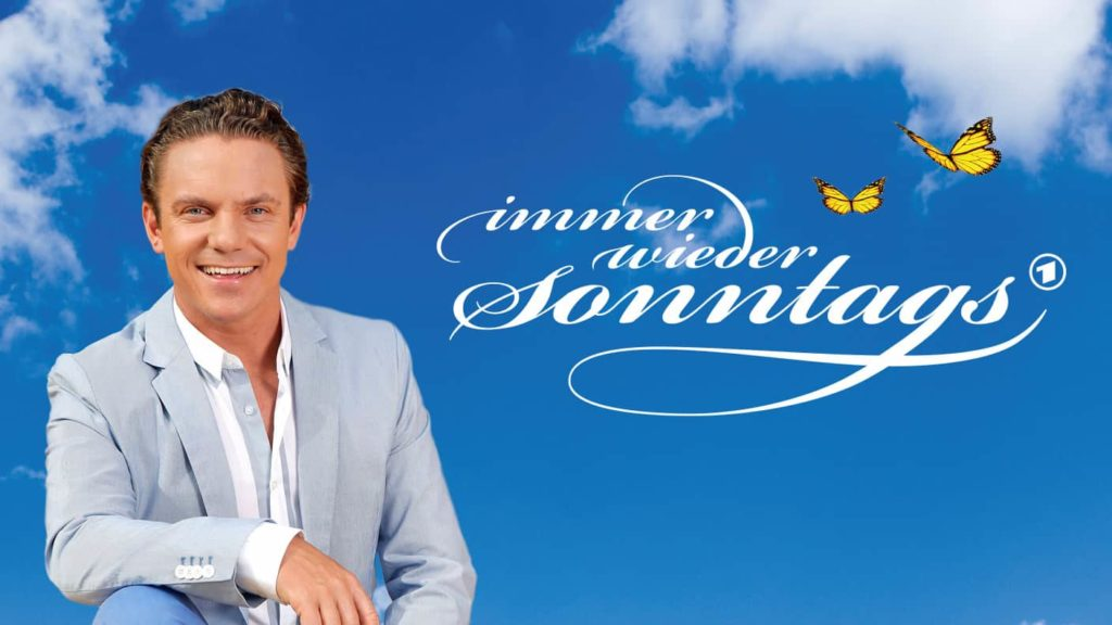 Logo der Fernsehshow Immer wieder Sonntags mit Stefan Mross