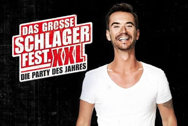 ankündigung von das grosse schlagerfest xxl - die party des jahres 2020 mit florian silbereisen