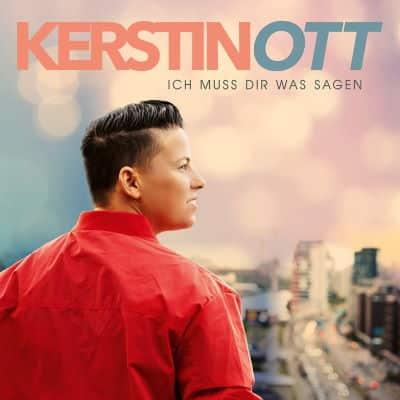 cover des neuen albums ich muss dir was sagen von kerstin ott