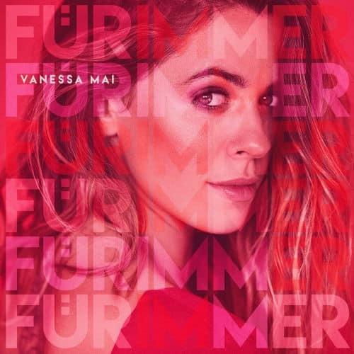 cover zum neuen album 2019 fuer immer von vanessa mai