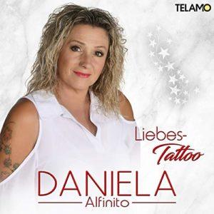 Daniela Alfinito: Liebes-Tattoo – Das neue Album 2020