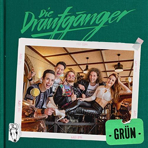 Die Draufgänger Grün das neue Album 2020