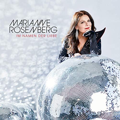 Marianne Rosenberg Im Namen der Liebe CD Cover