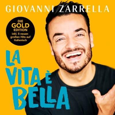 Giovanni Zarrella La vita e bella die Gold Edition