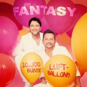 "Read more about the article Fantasy – Neues Album 2020 heißt ""10.000 bunte Luftballons"""