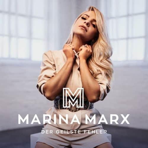 marina marx der geilste fehler neues album 2020