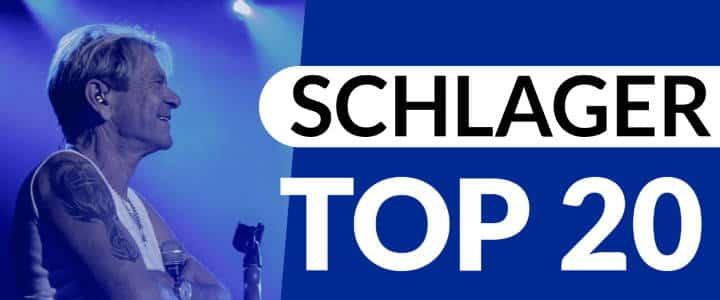 schlager charts top 20 vom 15. oktober 2020