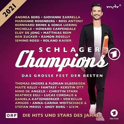 schlagerchampions 2021 cd