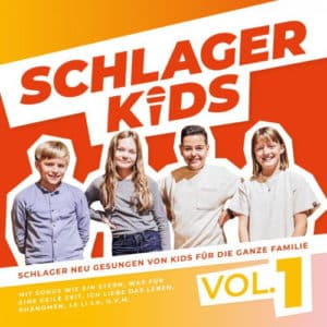 Read more about the article Schlagerkids Vol. 1 – Neues Album 2021