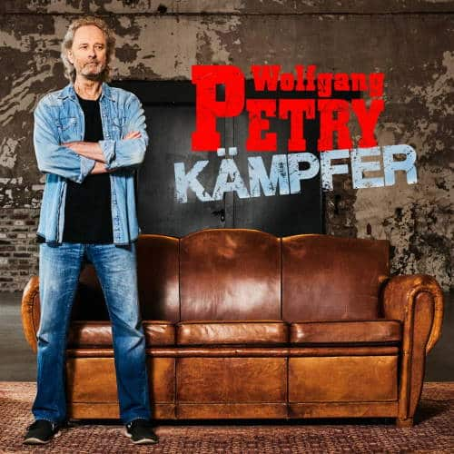 wolfgang petry kämpfer cover neue single 2021