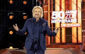 50 Jahre ZDF-Hitparade ⎼ Die Zugabe