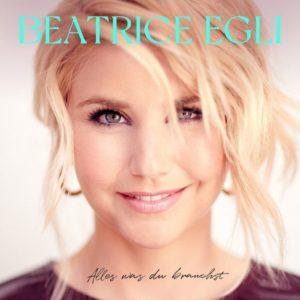 Read more about the article Beatrice Egli: Alles was du brauchst – Neues Album 2021