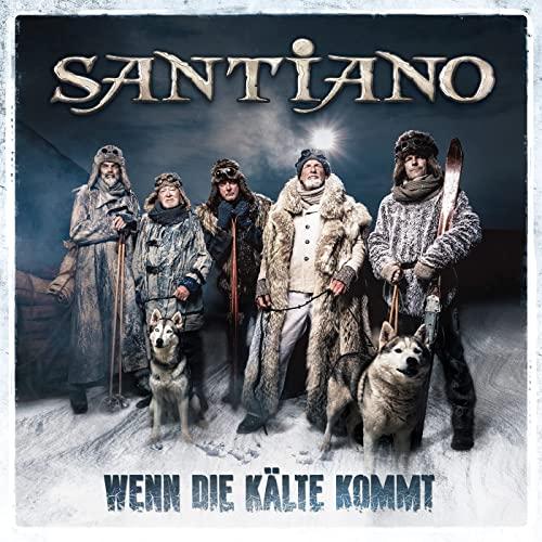 santiano wenn die kälte kommt cover neues album 2021