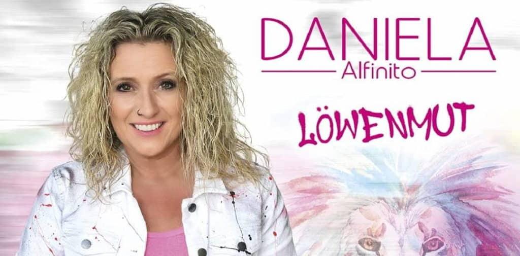 daniela alfinito neues album 2022 löwenmut