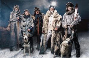 Read more about the article Santiano: Wenn die Kälte kommt ⎼ neues Album 2021