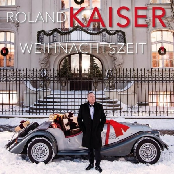roland kaiser weihnachtszeit neues album